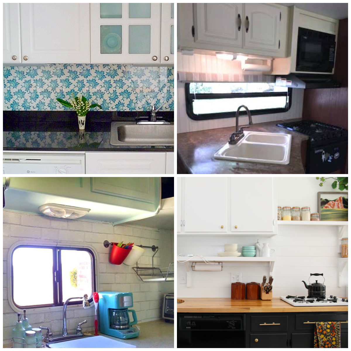 10 Beautiful And Cheap Diy Backsplash Ideas Rv