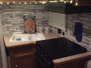 10 Beautiful And Cheap Diy Rv Backsplash Ideas Rv Inspiration