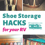 Shoe storage pin image