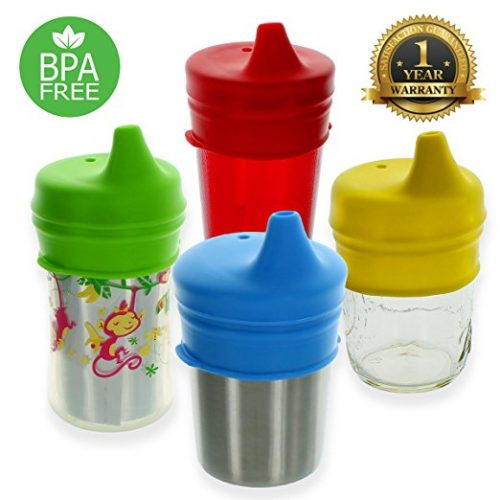 silicone sippy lid