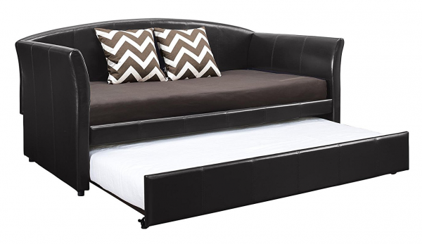 Sleeper sofa with trundle - Best RV furniture - sofas or couches for motorhomes, campers, and travel trailers