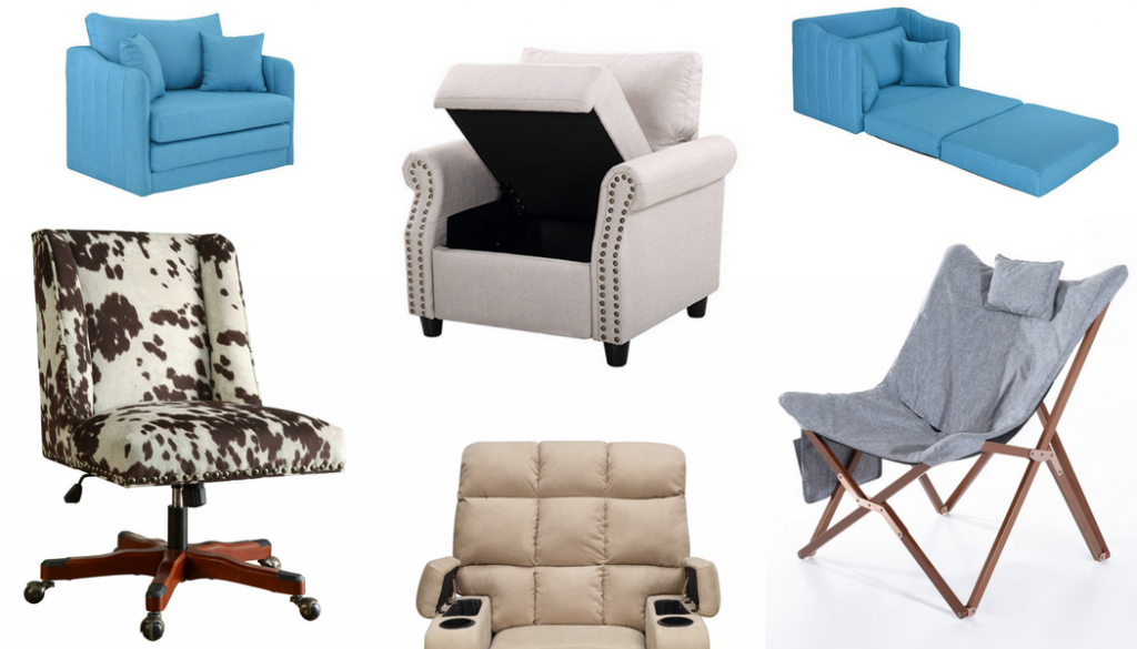 These Chairs Would Be Great in a Camper | Furniture for RVs