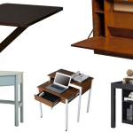 9 Ideal Desks for an RV Office or Workspace | Furniture for RVs