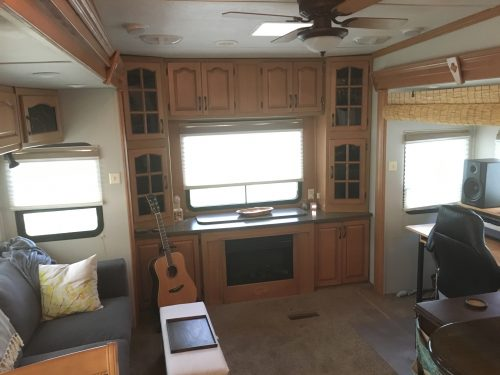 2009 Keystone Everest 345s