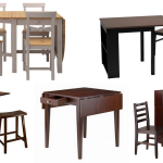 11 Space-Saving Dining Tables | Furniture for RVs