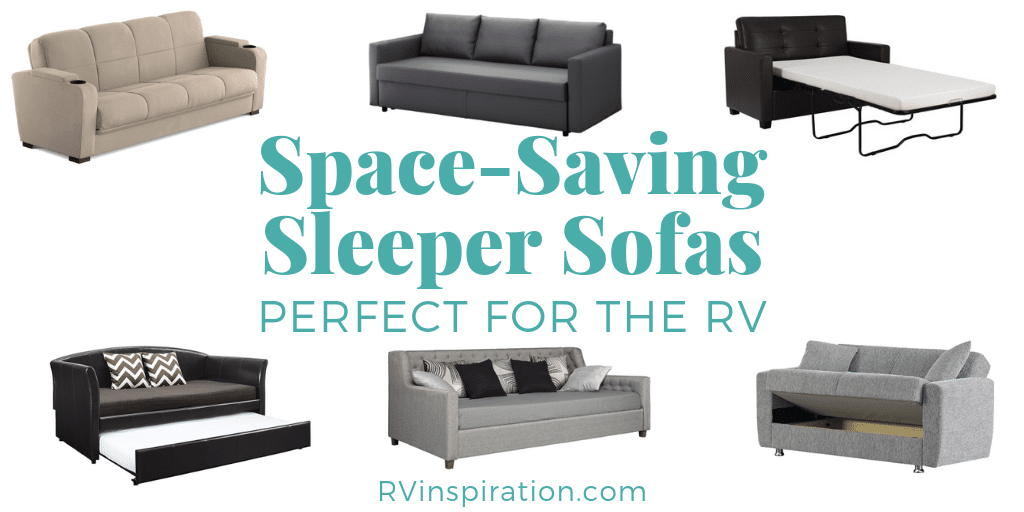 Sleeper Sofas Furniture For Rvs