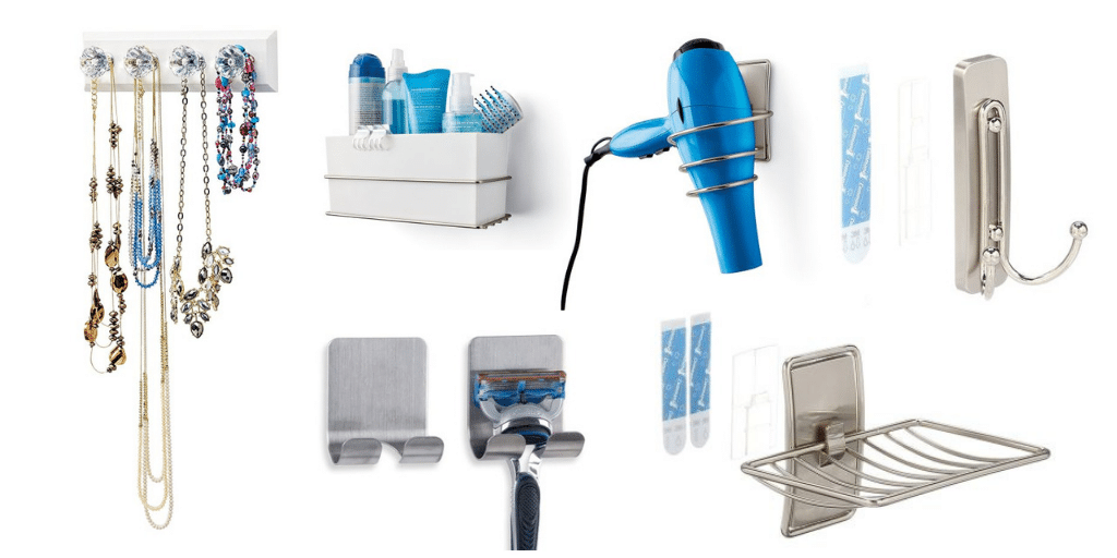 25+ Adhesive Gadgets to Help You Organize Your RV Without Drilling Holes in the Walls
