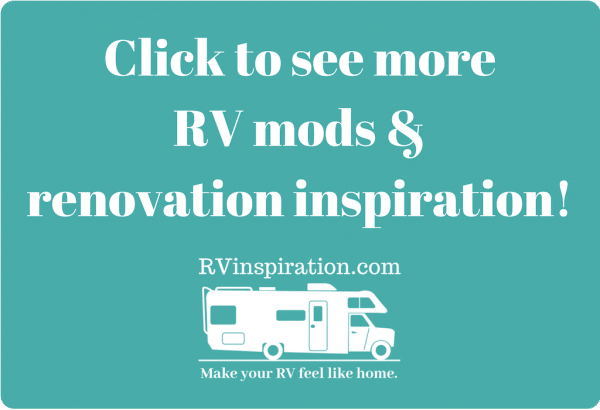 RV mods & renovations | rvinspiration.com