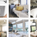 Amazing RV Interior Makeovers That Will Make You Want to Renovate a Camper