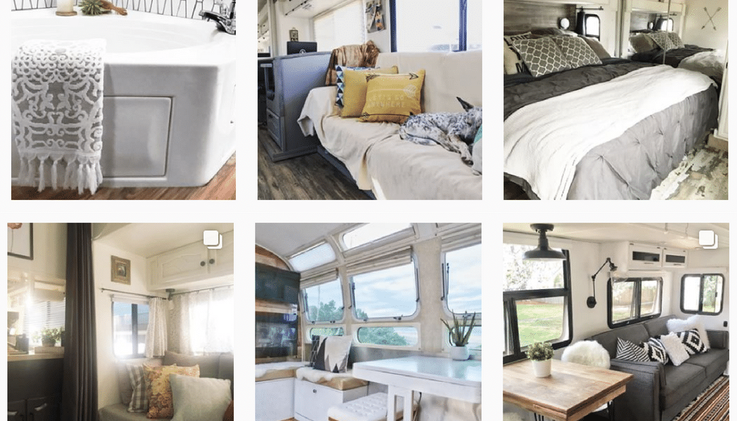 Rv Makeovers To Inspire Your Renovation