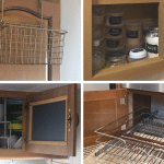 7 Organization Hacks for RV Kitchen Cabinets