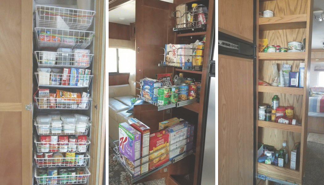 5 Rv Pantry Cabinet Problems Solutions Rv Inspiration