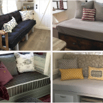 DIY Sofa Inspiration for Your RV