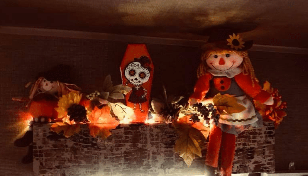 RV Decorating Ideas for Camping in the Fall