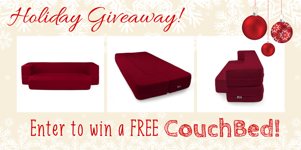 CouchBed - the perfect sofa bed for RV owners.