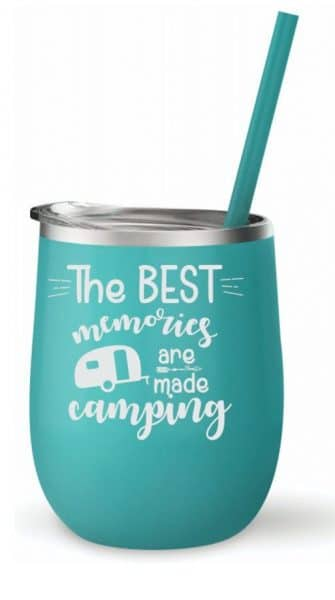 Camping Tumbler by PersonalizedMemoriesInc on Etsy