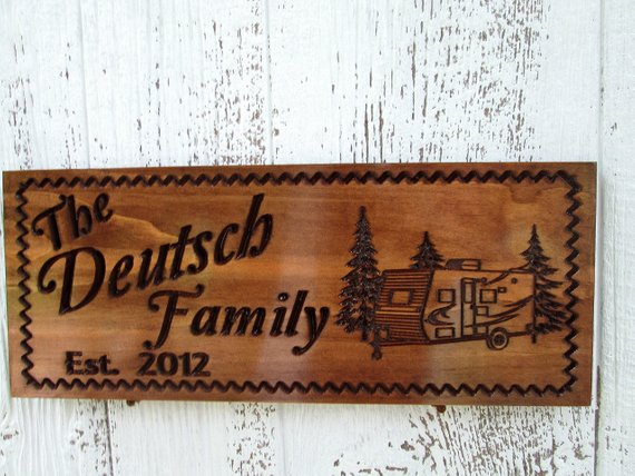 Wood Sign by SouthernMadeSigns on Etsy