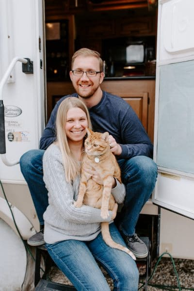 Ashley and Josiah Mann | rvinspiration.com