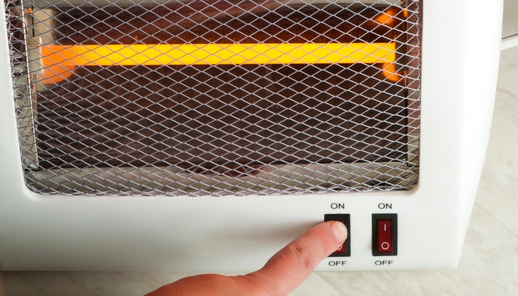 Is It Safe to Use a Space Heater in an RV?