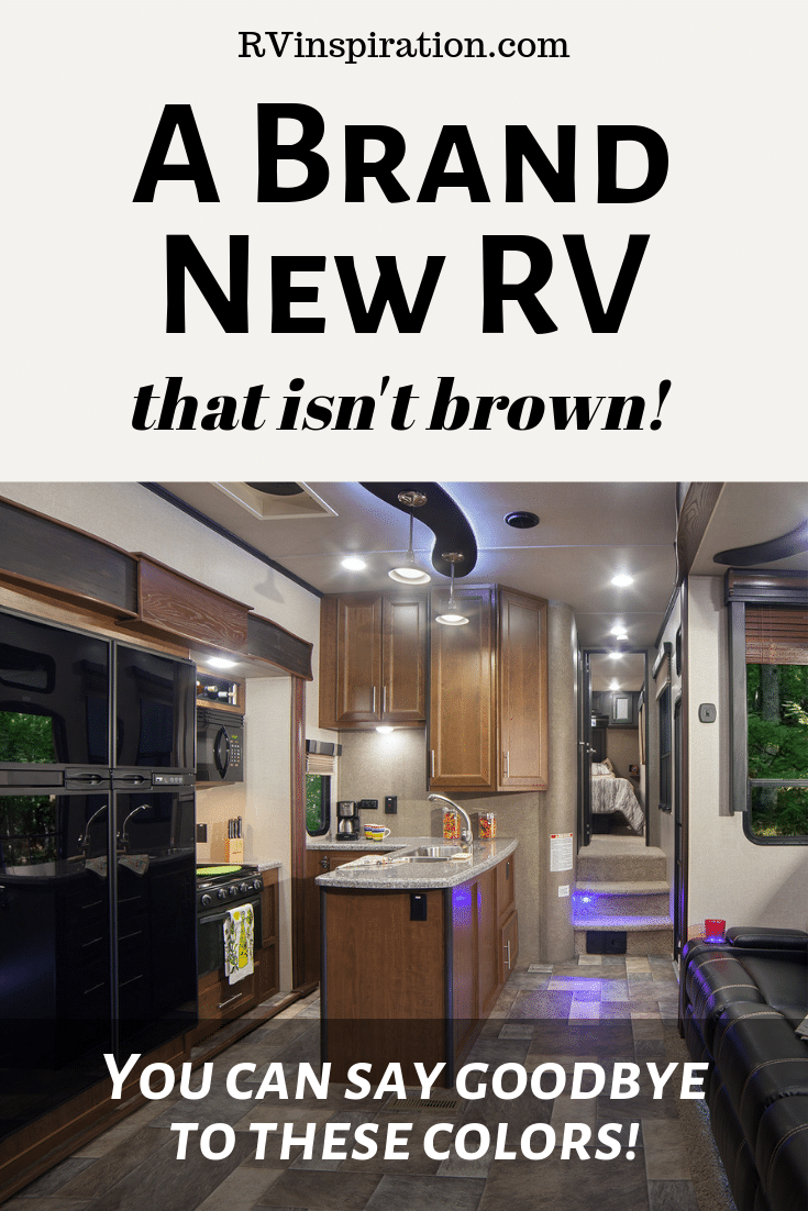 Click to see pictures of the new interior of the Keystone Fuzion toy hauler on rvinspiration.com!