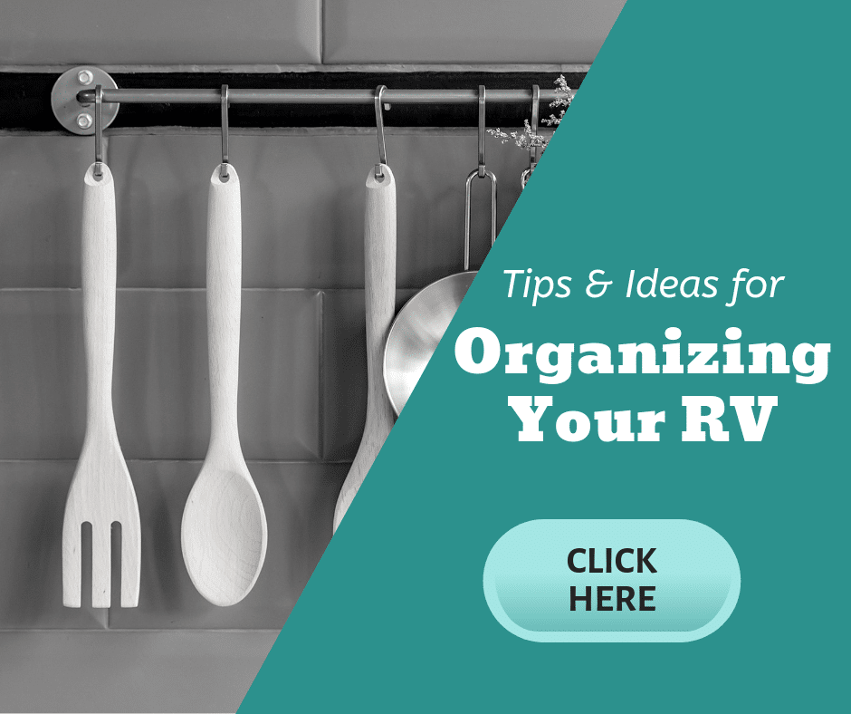Resources for Organizing Your RV Facebook Image