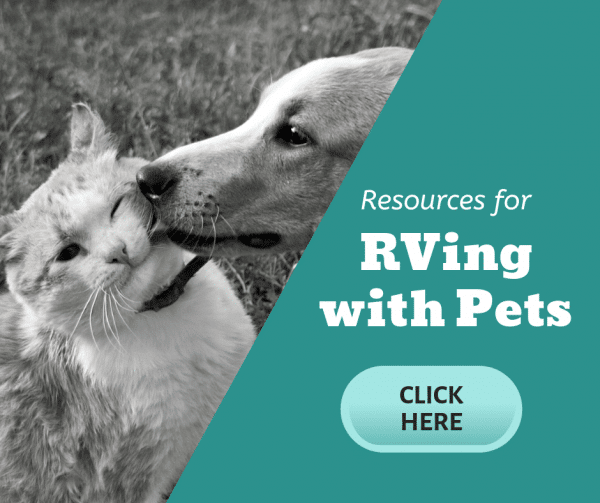 RV Pet Owners Resources Facebook Image