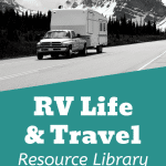 RV Life Resource Page Pinterest Image