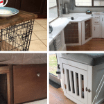 Ideas for Adding a Dog Crate or Kennel to an RV