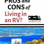 Full Time RVing Pros, Cons, and Regrets