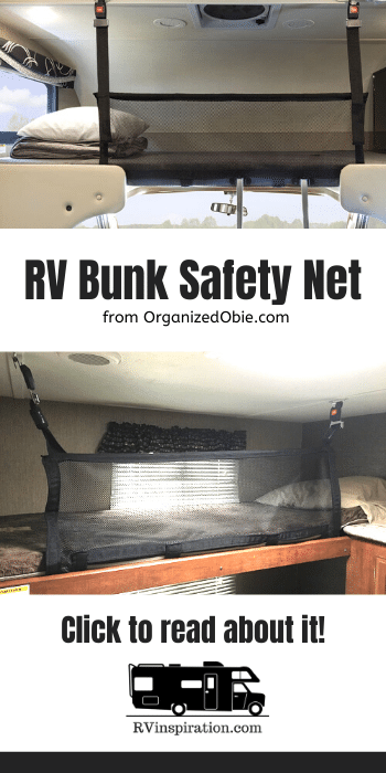 Bunk Safety Net Pin Image