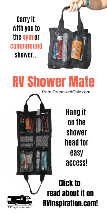 Shower Mate Pin Image