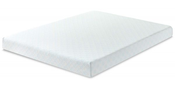 Zinus Short Queen Memory Foam Mattress