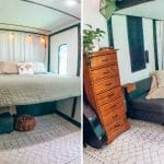 How I Transformed my Toy Hauler Garage into a Modern Master Bedroom