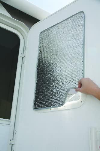 Camco RV Door Window Covering