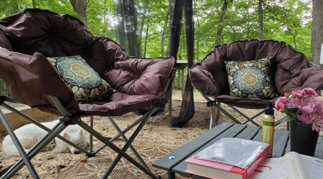 15 RV Patio and Campsite Decorating Ideas