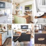 5 DIY Wood Countertop Ideas for RVs, Skoolies, and Camper Vans