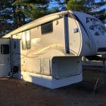 How to Make Camper Skirting Out of Foam Board Insulation