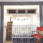 RV Crib Ideas for Camping or Full Time RVing with a Baby