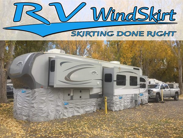 RV Wind Skirt